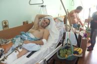 Профспілка освітян Вінниччини допомагає пораненим бійцям із зони АТО