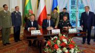Польща взяла на себе зобов'язання сприяти процесу модернізації української армії