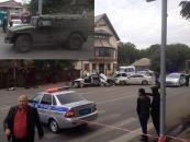 """У Росії п'яні спецназівці на """"Тигрі"""" розтрощили 6 автомобілів. Дві людини загинуло"""