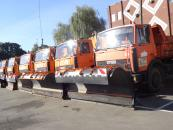 Вінниця до зими готова: комунальні служби заготовили 100 одиниць техніки та 5 тис тонн солі