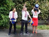 Фіскальна служба Вінниччини через  Ice bucket challenge підтримала військових
