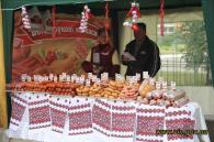 Перший осінній сільськогосподарський ярмарок порадував вінничан приємними цінами