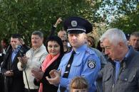 100 вінницьких міліціонерів відправились в зону проведення антитерористичної операції