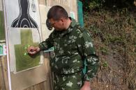 У вінницьких міліціонерів перевірили рівень володіння вогнепальною зброєю