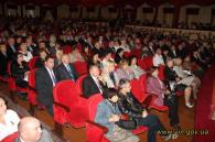 Сьогодні у Вінниці працівників освіти вітали з професійним святом