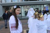 У Вінниці відбулася театралізована вистава «Живі шахи»