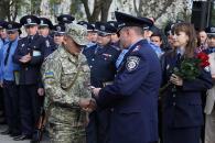 З зони АТО повернулося 140 вінницьких правоохоронців