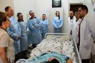 Делегація американських військових перебуваючи у Вінниці пообіцяла потужну допомогу українцям в галузі військової медицини
