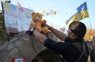 Вінницькі школярі надіслали малечі Краматорська і солдатам сил АТО іграшки, малюнки та книжки