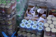 Більше п'яти тонн гуманітарного вантажу відправлено в зону АТО для вінницьких правоохоронців та бійців Нацгвардії