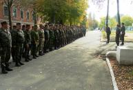 У Вінниці керівний склад районних та міських військових комісаріатів вдосконалює рівень індивідуальної професійної підготовки