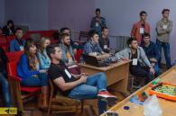 У ВНТУ відбулись змагання з програмування та комп'ютерної графіки IT-Revolution 2014