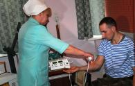 Як відновлюють бійців АТО у Вінницькому військово-медичному госпіталі