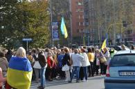 Як проходили позачергові вибори до ВР України в Мілані