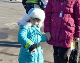 Сьогодні біля залізничного вокзалу ДАІшники вчили вінничан правильно переходити дорогу