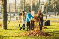 Вінницька молодь власним прикладом показала, як потрібно піклуватись про рідне місто