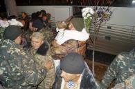 До Вінниці на відпочинок прибуло 70 бійців 9-го батальйону