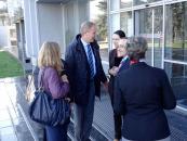 Беренд де Гроот: Завдяки поєднанню людського потенціалу та фінансового ресурсу Вінниці вдалося реалізувати багато важливих проектів