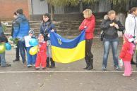 У Василькові зустріли вінницьких військових з зони АТО
