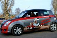Вінницький обласний автоучбовий комбінат за підтримки Державтоінспекції Вінниччини провів конкурс «Я - майбутній водій»