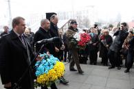 День Незалежності Польщі Посол цієї республіки в Україні Генрік Літвін відзначив у Вінниці