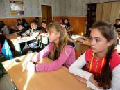 На Вінниччині молодь навчають на прикладах героїзму військовослужбовців, які знаходяться у зоні АТО