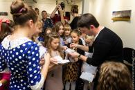 """Олександр Очеретний презентував нову осінньо-зимову колекцію """"Ендорфін"""""""