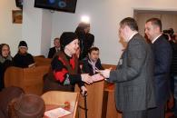 У міській раді відбулася зустріч з людьми, які пережили Голодомор