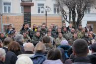 80 бійців 9 батальйону повернулись із зони АТО в 20-ти денну відпустку