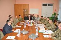 У Вінниці американські військові поділяться досвідом з пошуку та рятування особового складу за стандартами НАТО