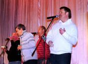 Піккардійська терція заспівала для військовослужбовців — учасників АТО