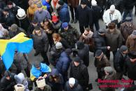 У центрі Вінниці неспокійно - сесія Вінницької обласної ради. Оновлюється
