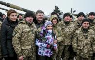 Сьогодні українське військо отримало модернізовану техніку, - Президент