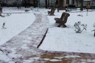 У Вінниці відкрили Алею слави героїв АТО
