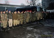 Бійці 9 батальйону повертаються на Схід України
