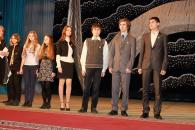 Сьогодні 345 школярів та студентів отримали стипендії міської ради