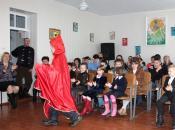 Військові медики привітали зі Святим Миколая вихованців Котюжанівського навчально-реабілітаційного центру