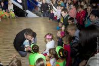 """Для дітей-переселенців влаштували благодійне свято """"Діти-Дітям"""""""