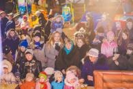 Вчора вінничани побували на вечорницях у Святого Миколая