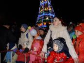 Зекономлені гроші за феєрверк під час відкриття головної ялинки міста Вінниця направить на потреби військових у АТО