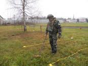 Словаки поділились досвідом з вінницьким вибухотехніком