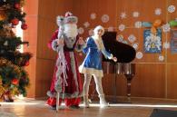 Вінницькі школярі побували на виставі «Новорічний калейдоскоп»