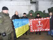 """На Схід України рушили три БТРи, модернізовані вінницьким """"45-м заводом"""""""