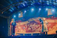 Сотні вінничан побували на «Новорічному рандеву»