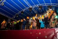 Фольклорне шоу «Різдвяні зустрічі»