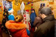 Добігає кінця «Зірковий тиждень» у резиденції Діда Мороза