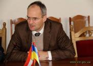 Вінницю відвідав Надзвичайний та Повноважний Посол Австрійської Республіки в Україні Вольф Дітріх Хайм