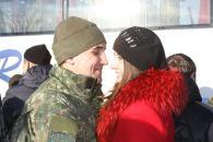 На Схід України вирушили 170 вінницьких правоохоронців