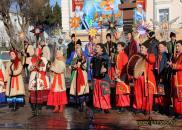 У Вінниці відбувся ІІІ обласний фестиваль народної творчості «Різдвяне диво»