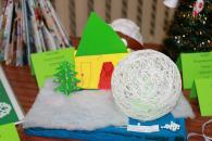 Цієї зими у майстернях Дідуся Мороза побувало більше двох тисяч вінницьких дітлахів